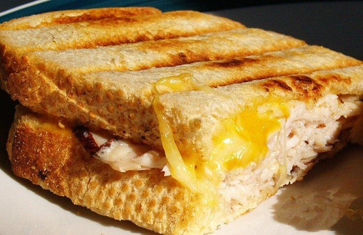 Sourdough Sandwich... mmm.